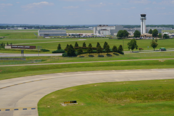 Little Rock Airport is located 7 miles from Little Rock city.
